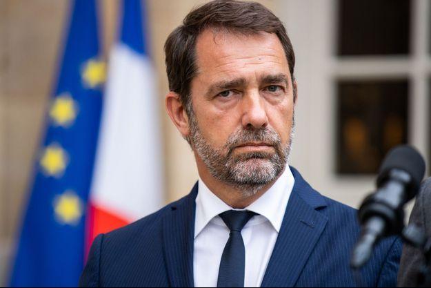 Christophe Castaner le 30 juillet à Paris.