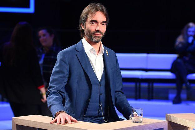 Cédric Villani ici le 10 mars lors d'un débat à Paris.