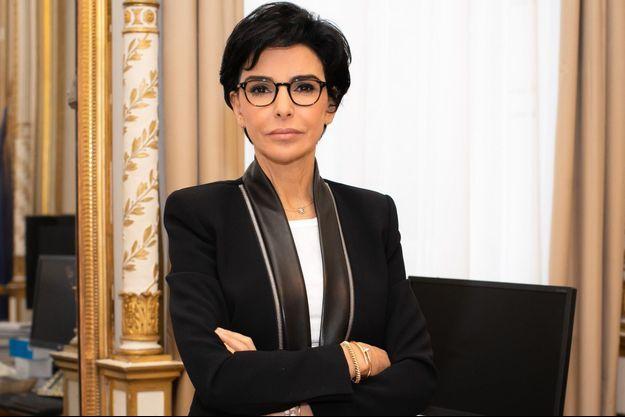 Rachida Dati, ici dans son bureau parisien en novembre dernier.