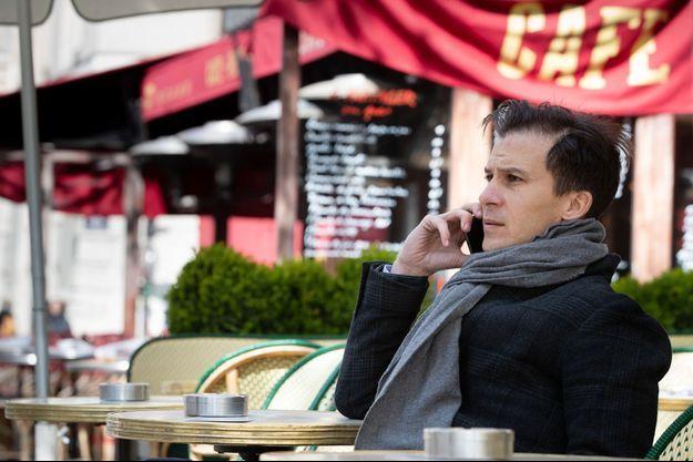 Gaspard Gantzer à Paris.