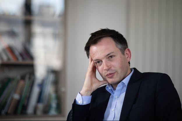 Pierre-Yves Bournazel, à Paris en mars dernier.
