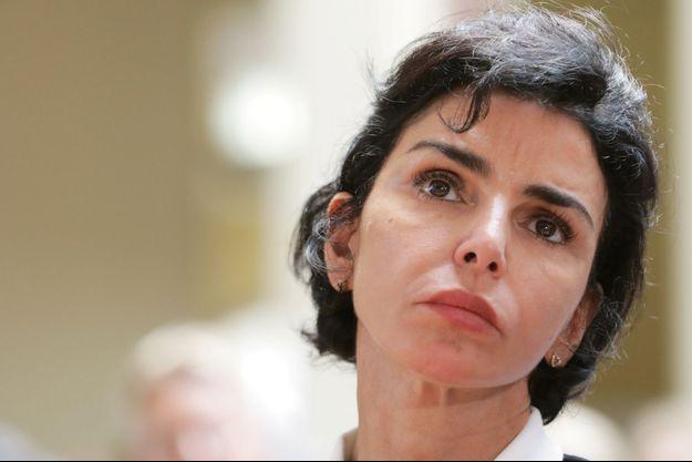 Rachida Dati, candidate LR à Paris, ici en juin 2018.