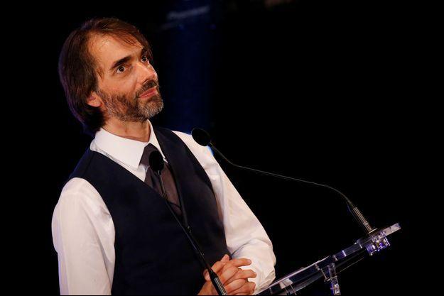 Le député Cédric Villani à Paris le 4 juillet.