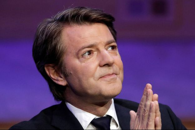 François Baroin ici en 2017 à Paris.