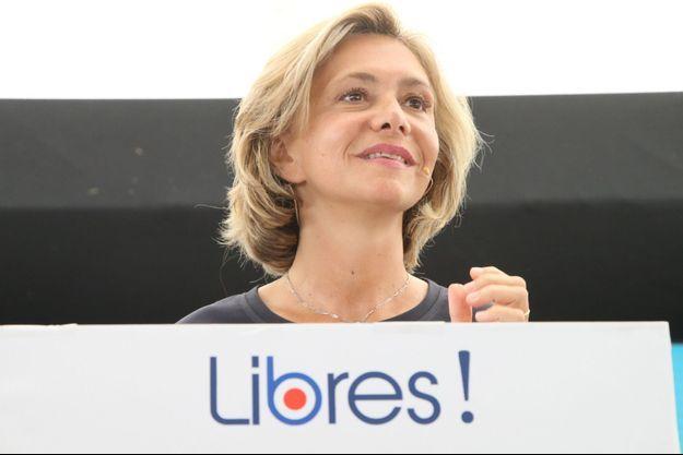 Valérie Pécresse, en août à Brive.