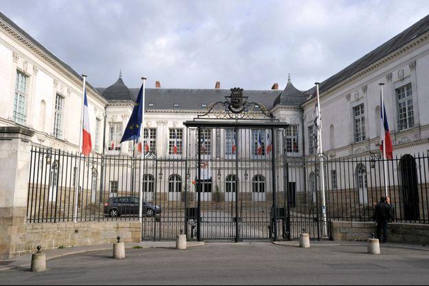 Mairie de Nantes.