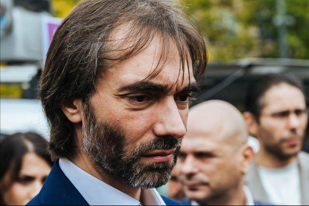 Cédric Villani, ici à Paris en octobre.