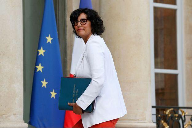 Myriam El Khomri, Ministre du Travail, de l'Emploi, de la Formation professionnelle et du Dialogue social.