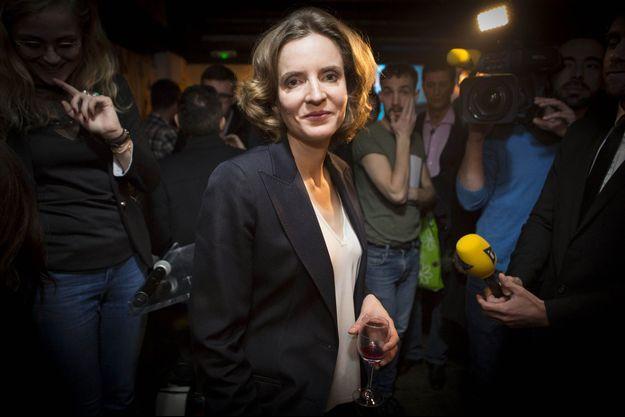 Nathalie Kosciusko-Morizet, le 8 mars.