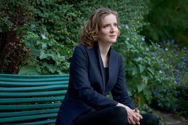 Nathalie Kosciusko-Morizet le 11 octobre à Paris.