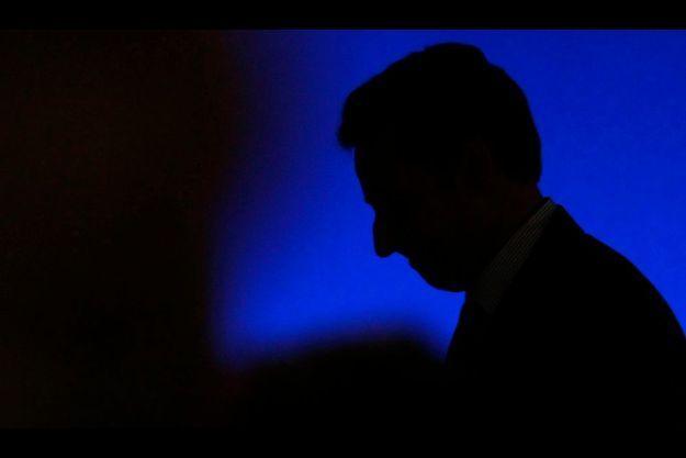 Nicolas Sarkozy s'apprête à prononcer son discours sur la fraude sociale, mardi, à Bordeaux.