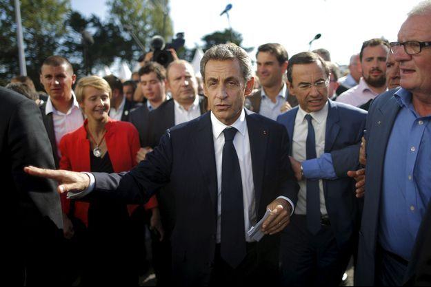 Nicolas Sarkozy plaide pour l'activation du statut de réfugié de guerre.