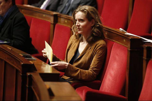 Nathalie Kosciusko-Morizet en novembre à l'Assemblée nationale.