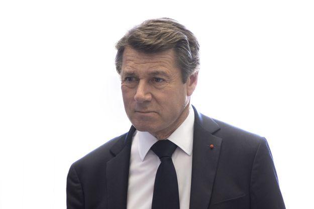 Christian Estrosi en juin 2021.