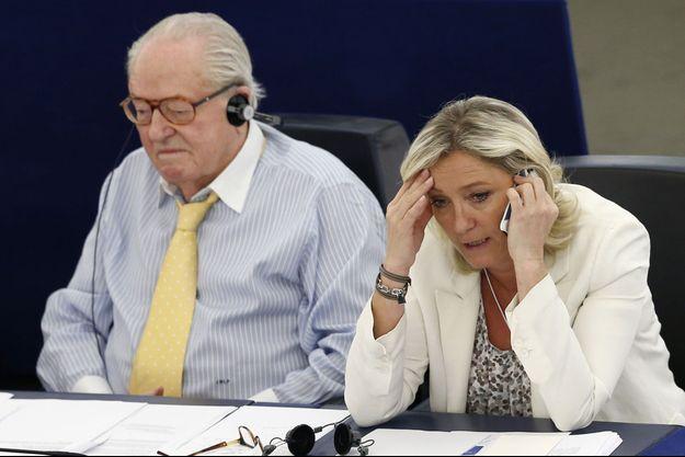 Jean-Marie Le Pen obtient une nouvelle victoire judiciaire face au Front national.