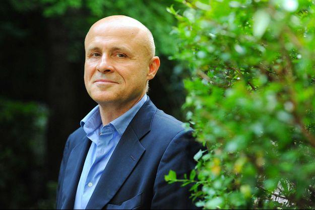 Le diplomate et écrivain Olivier Poivre d'Arvor, ici en 2012.
