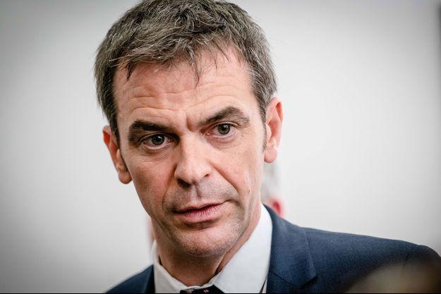 Le ministre la Santé Olivier Véran