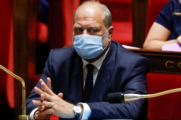 Eric Dupond-Moretti, mardi à l'Assemblée nationale.