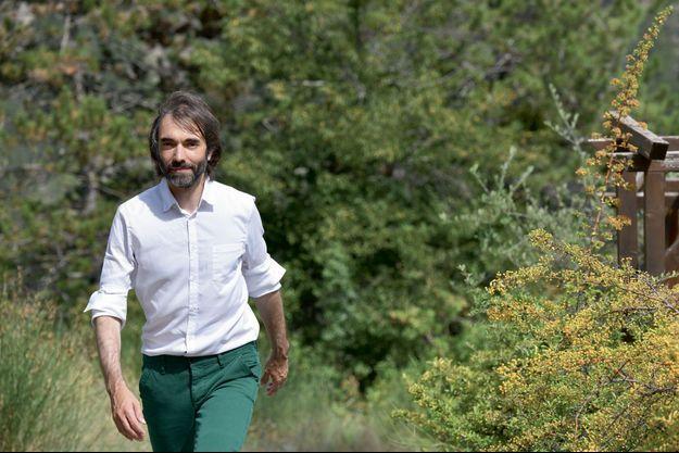 Le mathématicien Cédric Villani se ressource dans les Alpes Maritimes avant sa rentrée politique.
