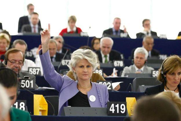 Anna Maria Corazza, la députée européenne qui a dénoncé la tricherie.