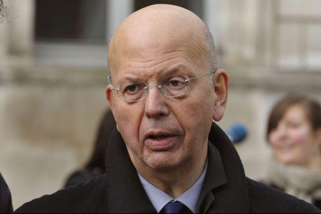 Patrick Buisson en janvier 2012.