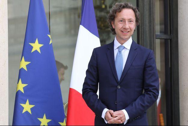 Stéphane Bern ici à l'Elysée en mai dernier.