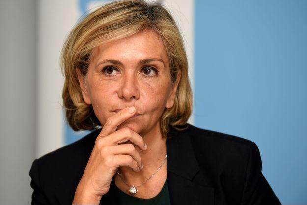 Valérie Pécresse, ici en novembre dernier à Paris.