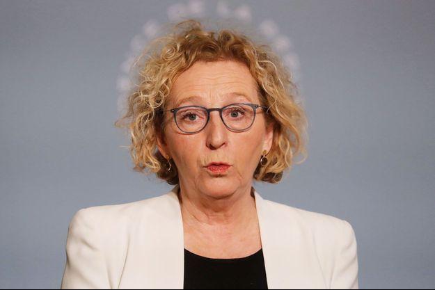 Muriel Pénicaud, ici le 1er avril à l'Elysée.