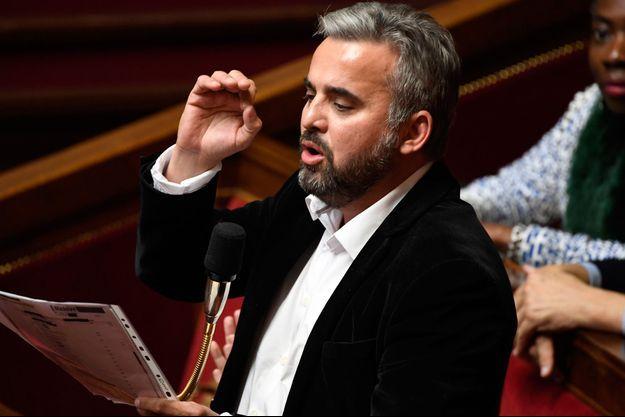 Alexis Corbière ici à l'Assemblée en avril 2019.