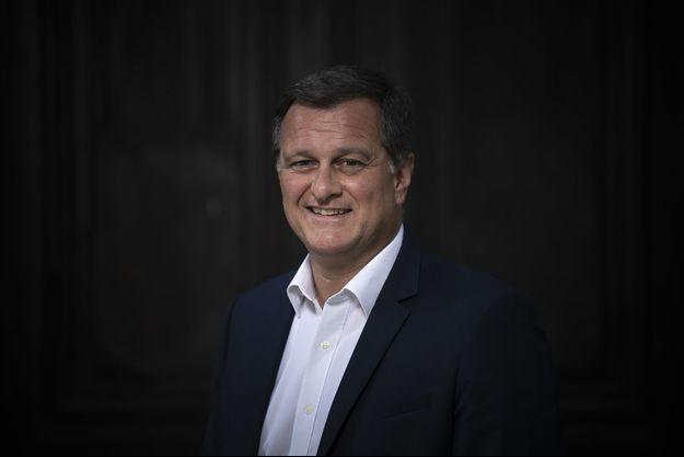 Le candidat du Rassemblement national Louis Aliot.