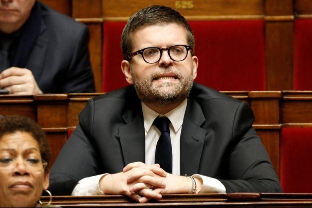 Luc Carvounas ici à l'Assemblée nationale en février.