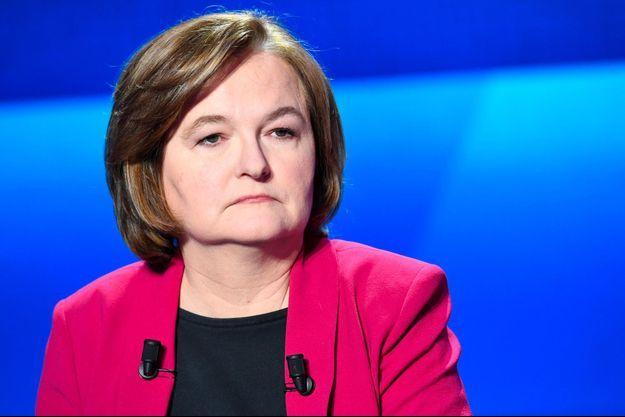 Nathalie Loiseau lors du débat sur France 2, jeudi soir.