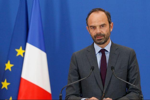 Edouard Philippe le 29 juin 2017
