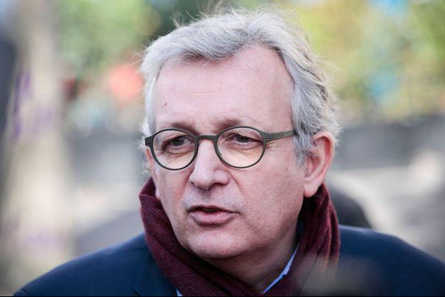 Pierre Laurent le 24 février dernier.