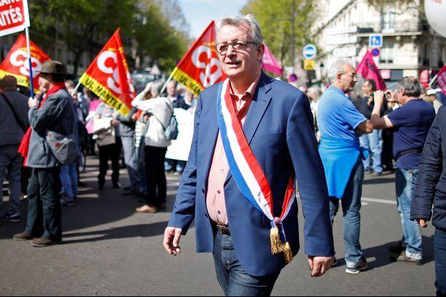 Pierre Laurent, le 30 mars dernier.