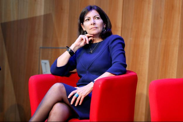 La maire de Paris Anne Hidalgo.