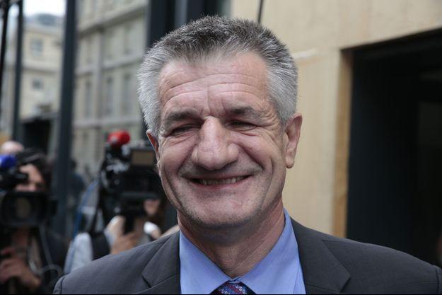 Jean Lassalle à l'Assemblée nationale le 27 juin dernier.