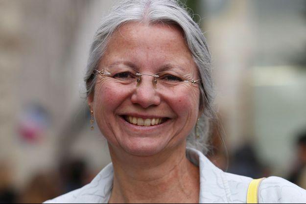 Agnès Thill en mai 2017.