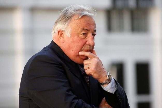 Gérard Larcher, ici au Sénat en juillet 2017.