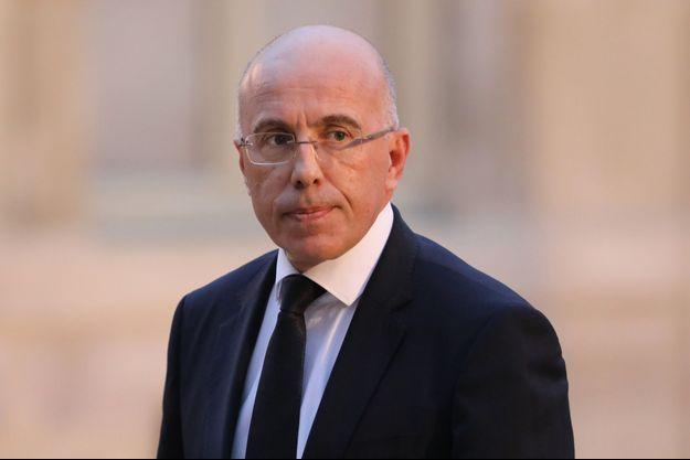 Le député des Alpes-Maritimes Eric Ciotti.