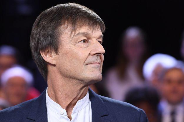 Nicolas Hulot à L'Emission politique.