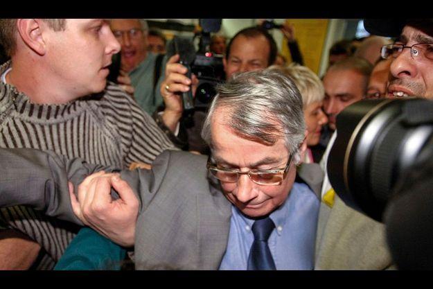 Maurice Petit, le DRH de Caterpillar avait lui-même été pris en otage.