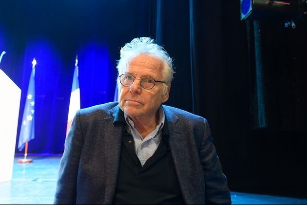 Daniel Cohn-Bendit à Bobino en 2019.