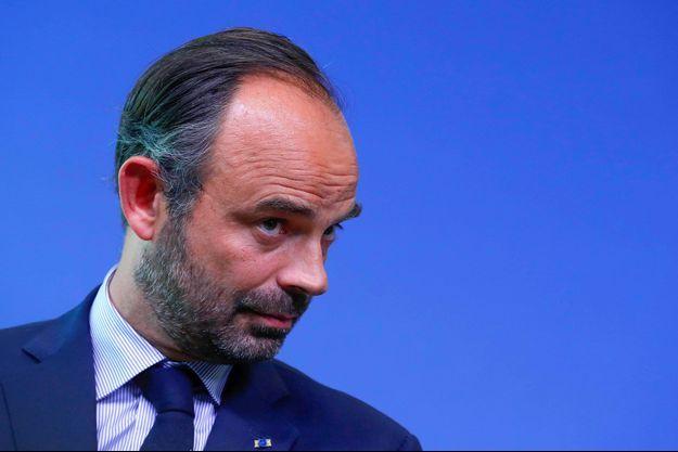 Edouard Philippe à Bruxelles, le 20 juin.