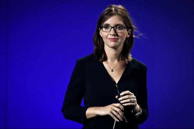 La députée des Yvelines Aurore Bergé, ici en septembre dernier à Bordeaux.