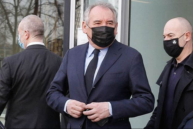 François Bayrou, ici à Paris en février.
