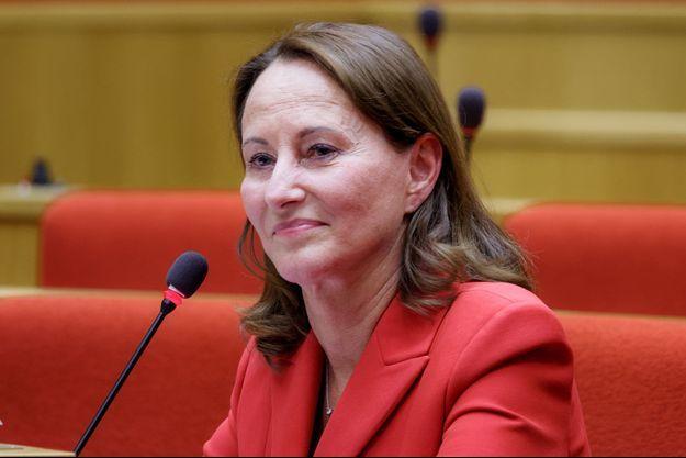 Ségolène Royal ici en juillet 2020 au Sénat.