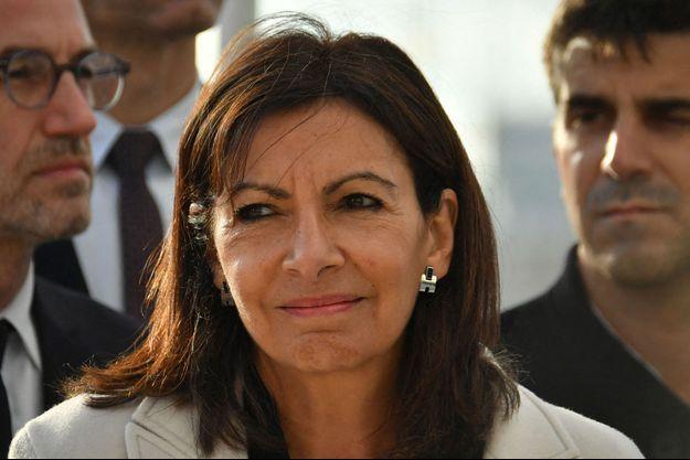 Anne Hidalgo, ici le 5 octobre à Paris.
