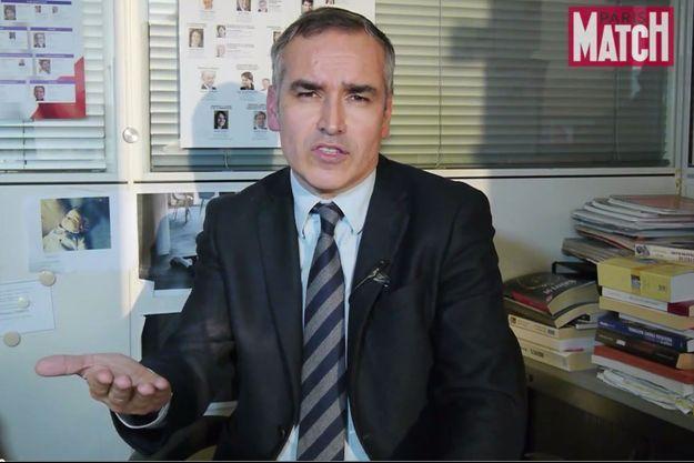 Bruno Jeudy, rédacteur en chef politique de Paris Match.