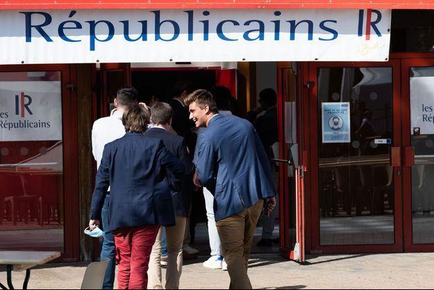 Samedi à La Baule s'est tenue la traditionnelle université d'été des Républicains.